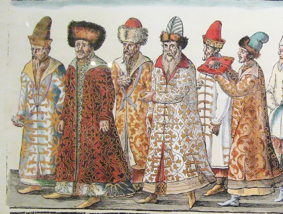 49. 1610-1613 Семибоярщина